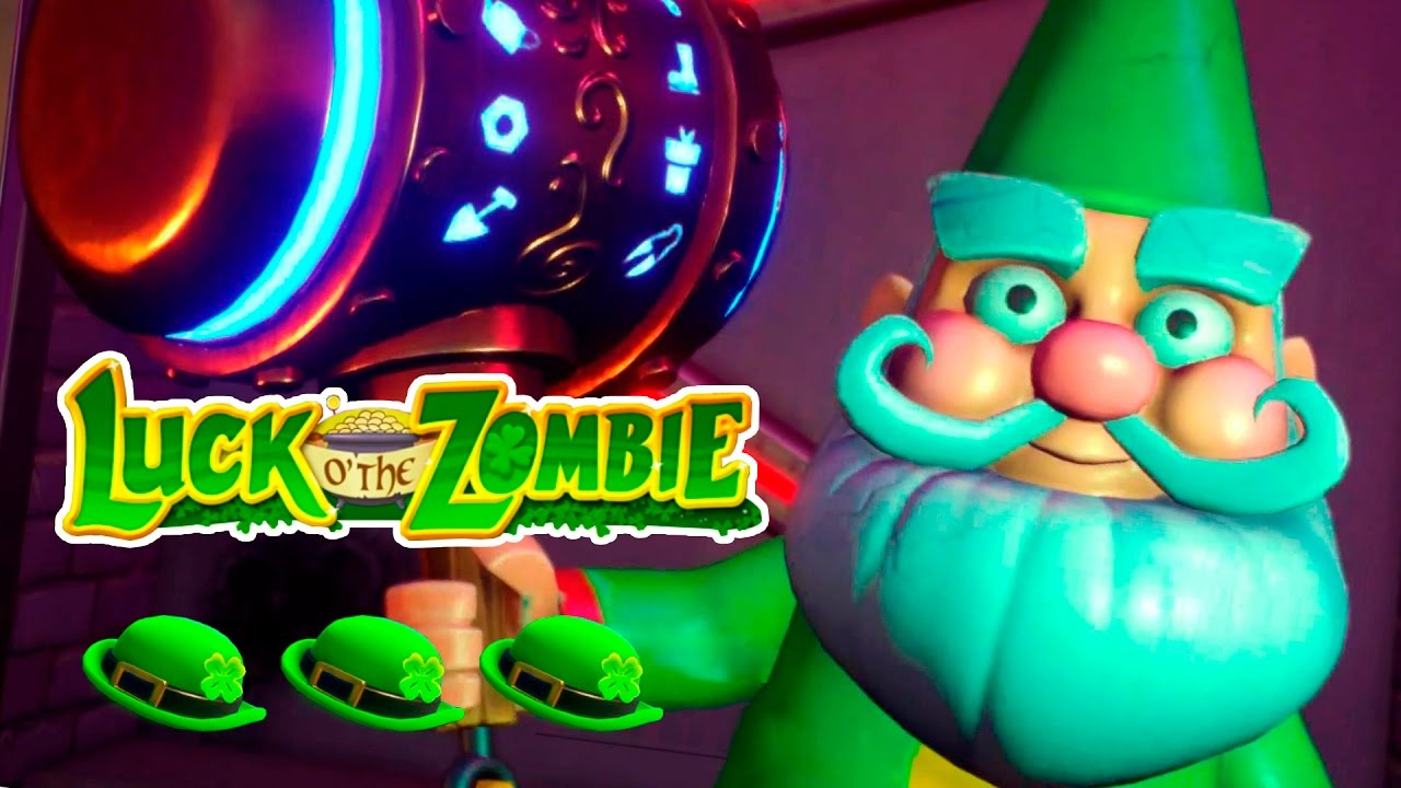 Luck O' The Zombies Event  Plants Vs Zombies Garden Warfare 2 intended for Garden Warfare 2 Events