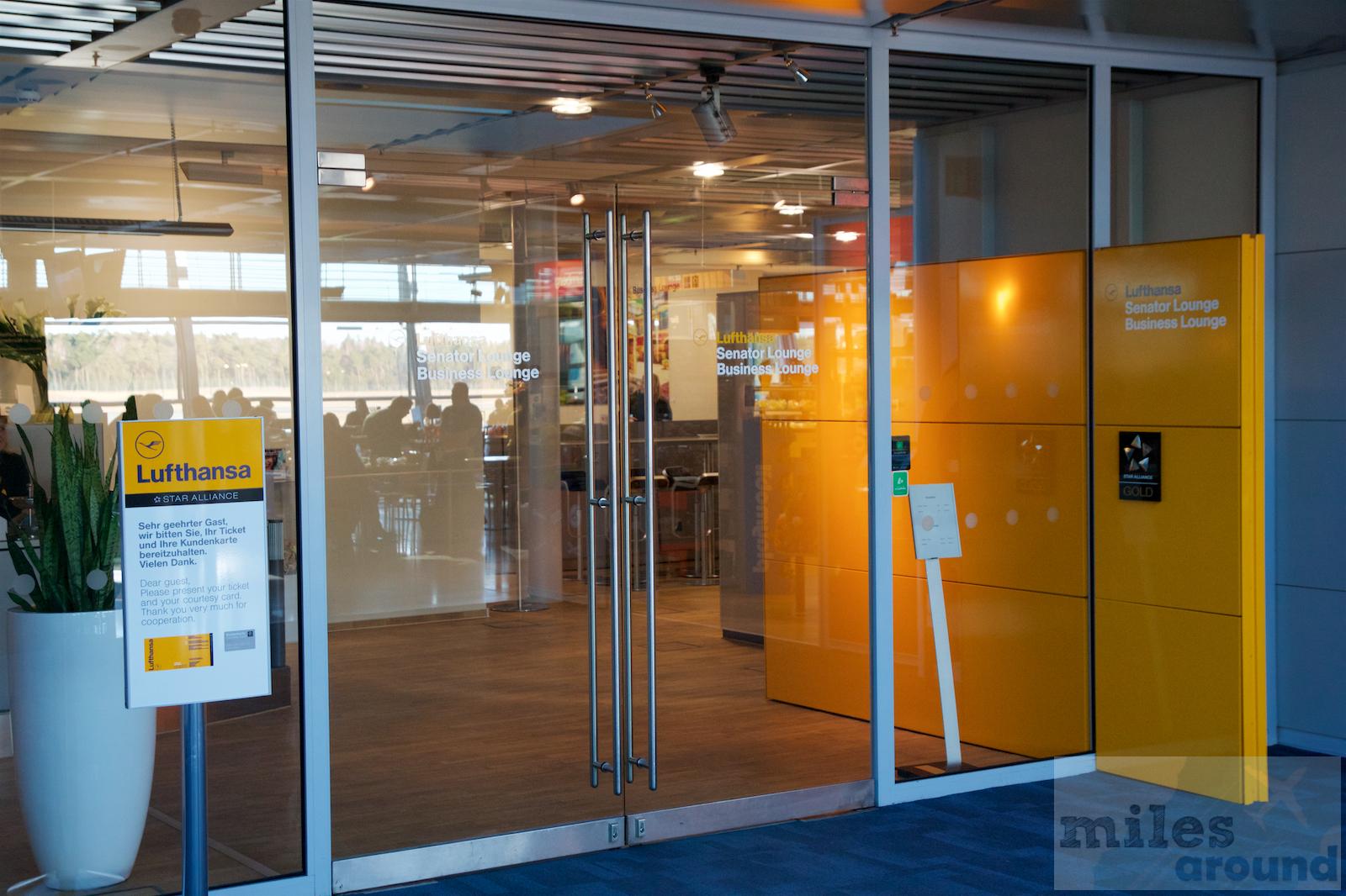 Lufthansa Senator Lounge At Nuremberg Airport (Lounge Review) inside Senator Inn &amp