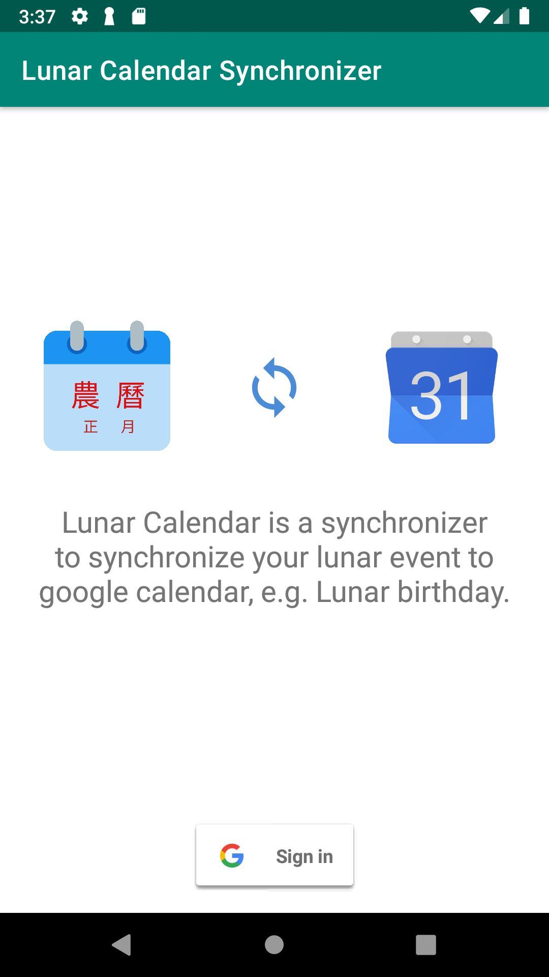Lunar Calendar Synchronizer Для Андроид  Скачать Apk in Lunar Calendar Birthday Conversion