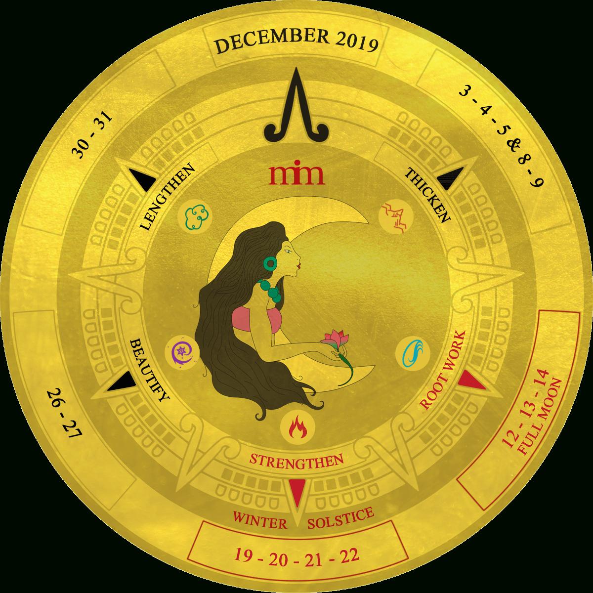 Lunar Hair Chart January 2018  Bobi.karikaturize with Lunar Hair Chart