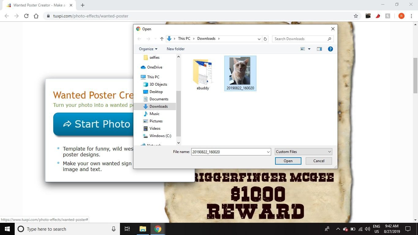 Make A Wanted Poster With Free Fonts And Tutorials within Make Your Own Wanted Sign