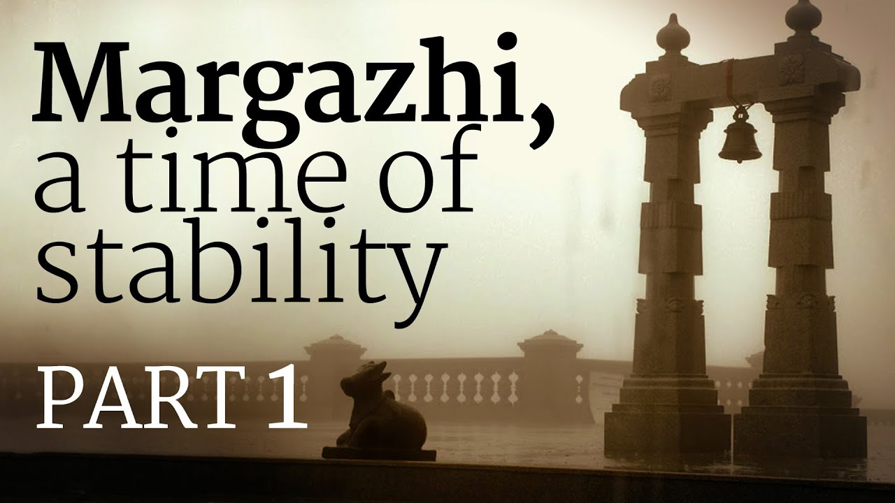 Margazhi, A Time Of Stability  Part 1 | Sadhguru with Linga Bhairavi Calendar