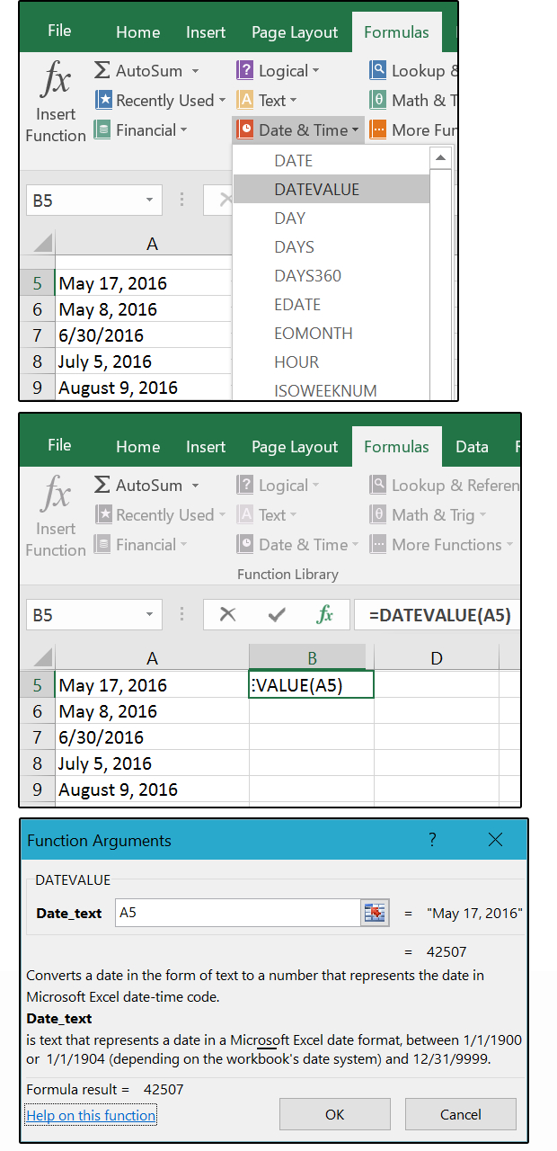 Mastering Excel Date & Time: Serial Numbers, Networkdays in Convert Julian Date To Calendar Date In Excel