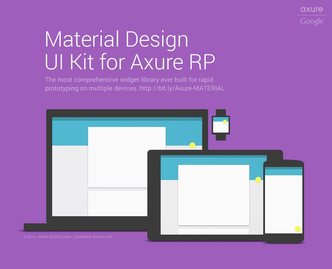 Material Widget Library For Axure Rp within Axure Calendar Widget