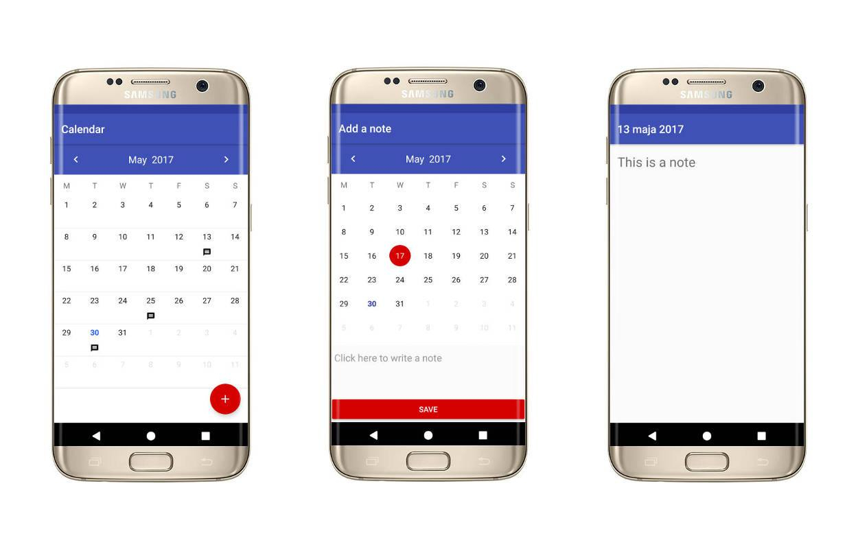 Materialcalendarview  Customizable Calendar Widget For Android pertaining to Calendar Date Icon Generator