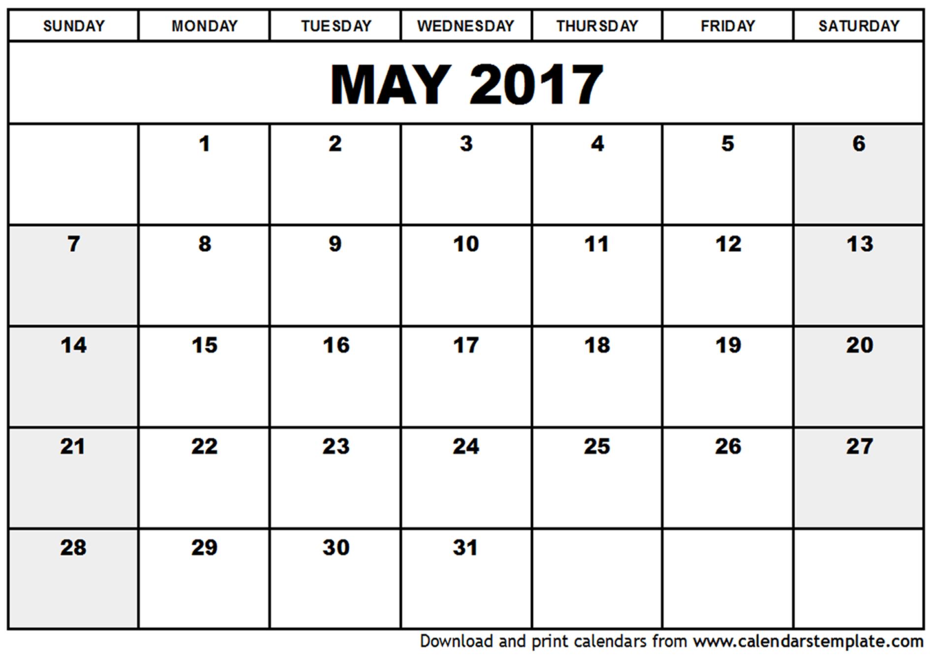 May 2017 Calendar Hong Kong 2  Free Printable Calendar for Hong Kong Calendar 2020 Excel