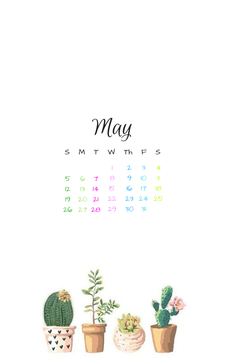 May 2019 Iphone Lock Screen Background Wallpaper Calendar in Calendar On Lock Screen Iphone