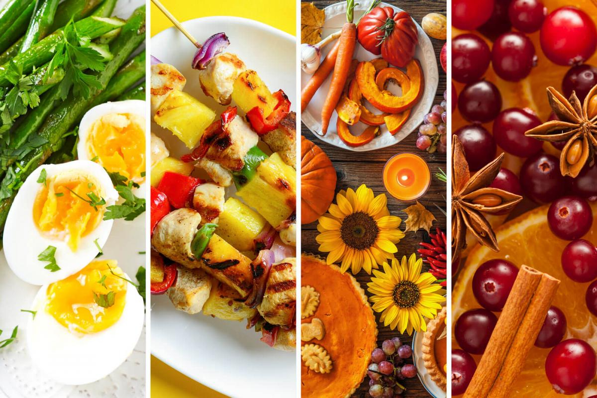 May Food Calendar in National Food Days 2020
