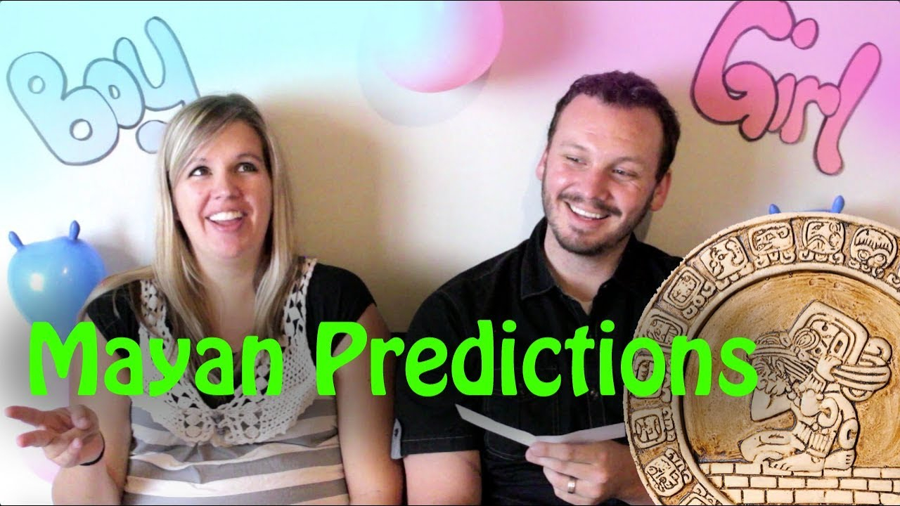 Mayan Calendar | Gender Predictor | Episode #39 | Boy Or Girl? for Mayan Gender Calendar