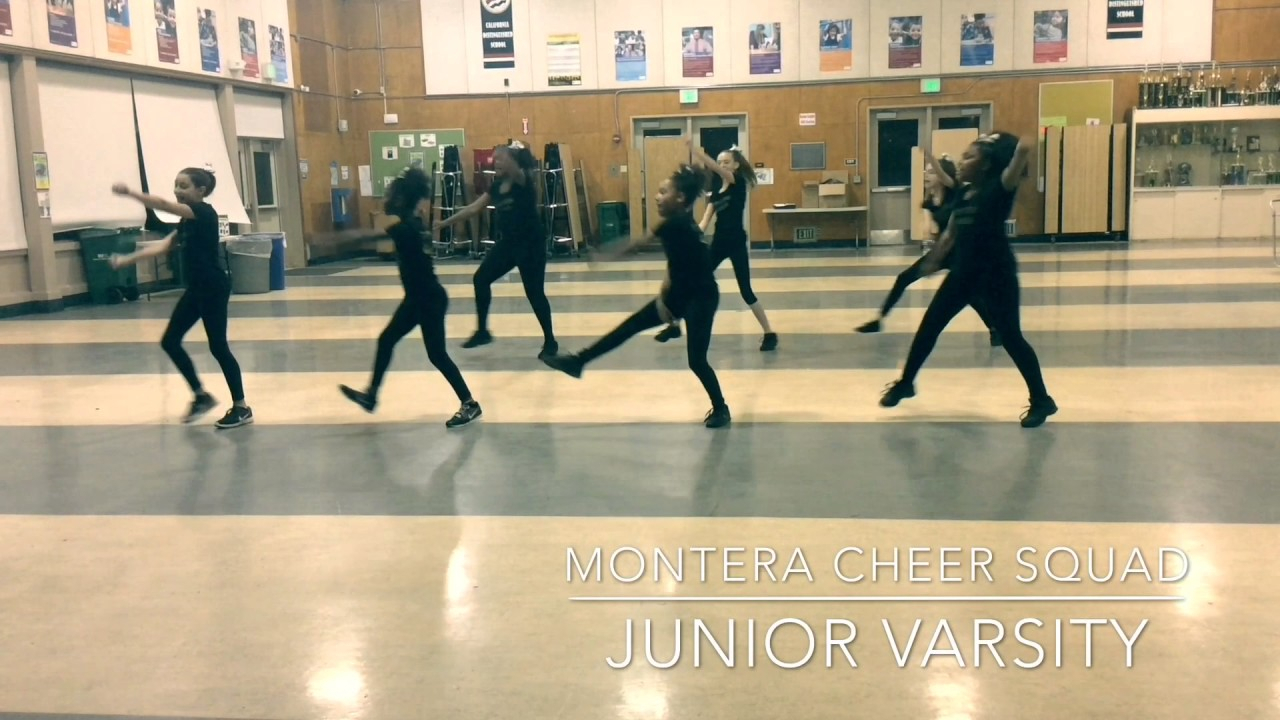 Meet The Montera Cheer Squad intended for Montera Middle School Calendar