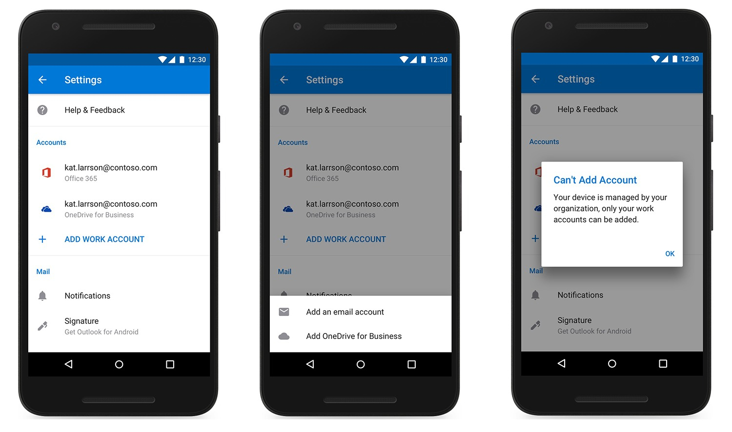 Microsoft Upgrades Outlook Mobile, But Restricting Personal with Outlook Shared Calendar No Connection