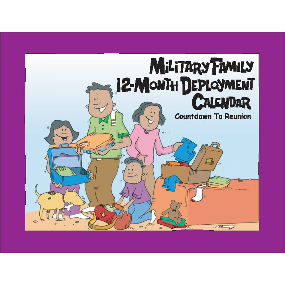 Military Community Awareness: Resources And Educational throughout Deployment Countdown Calendar