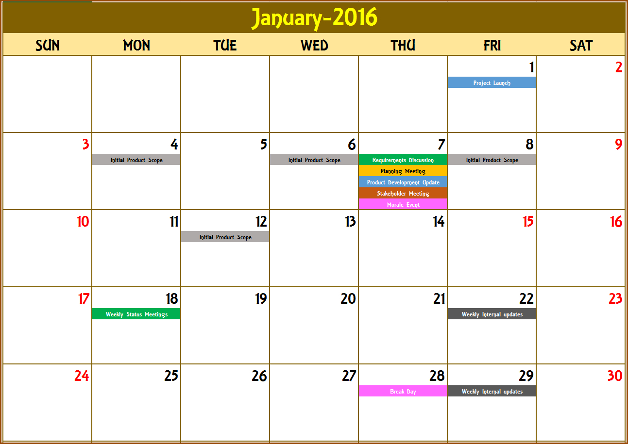 Monthly Calendar Maker – Printable Week Calendar pertaining to Word Calendar Creator
