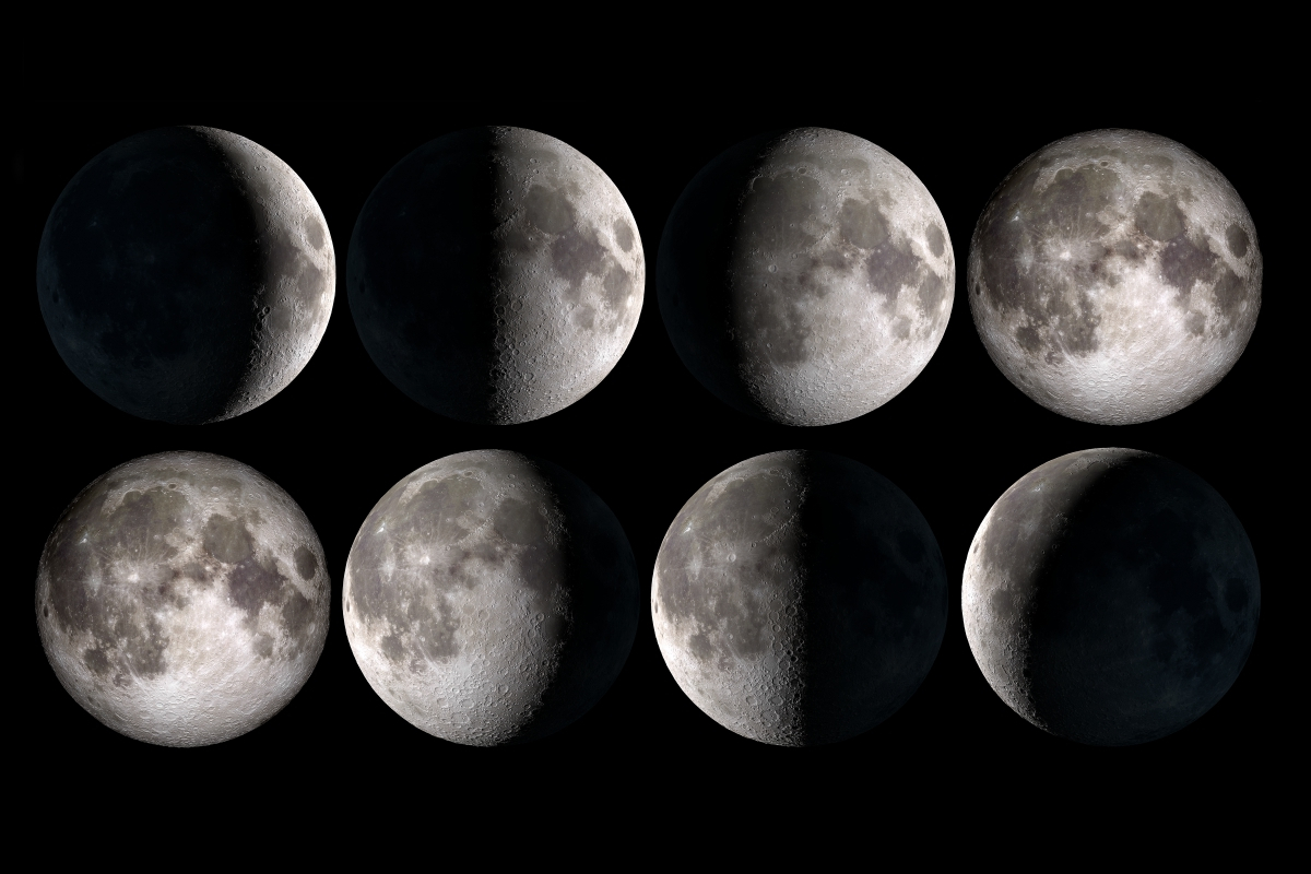 Moon Phase Calendar | What Is The Moon Phase Today? intended for What Is The Lunar Calendar Date Today
