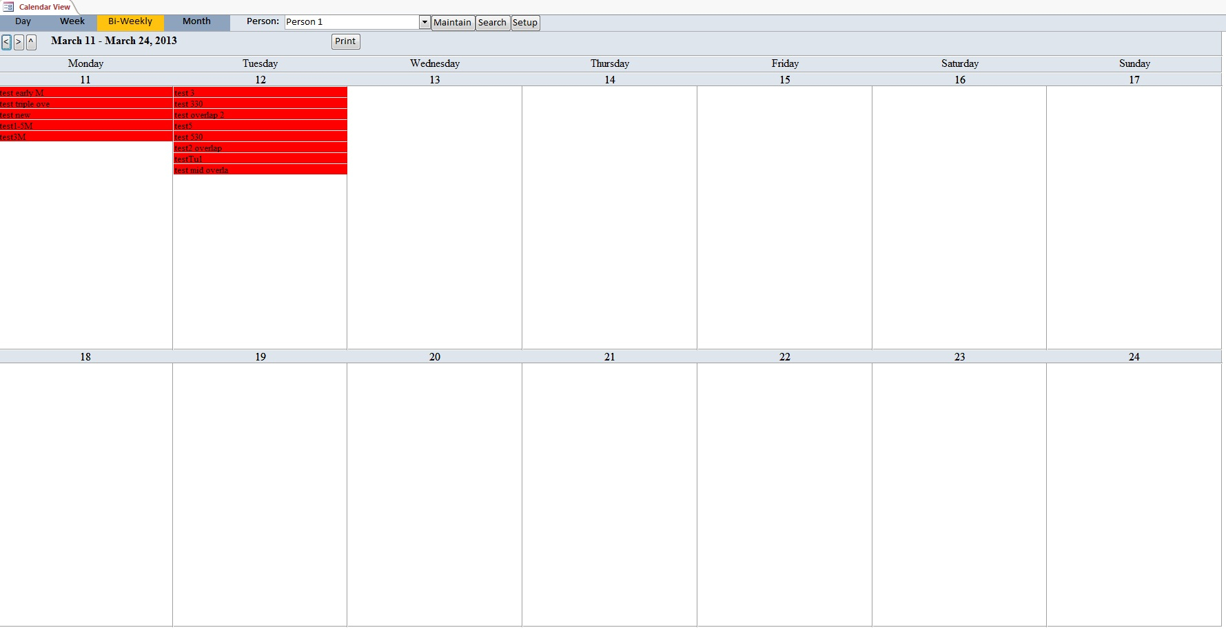 Mowing Lawn Care Database Template | Lawn Mowing Software intended for Lawn Care Crm