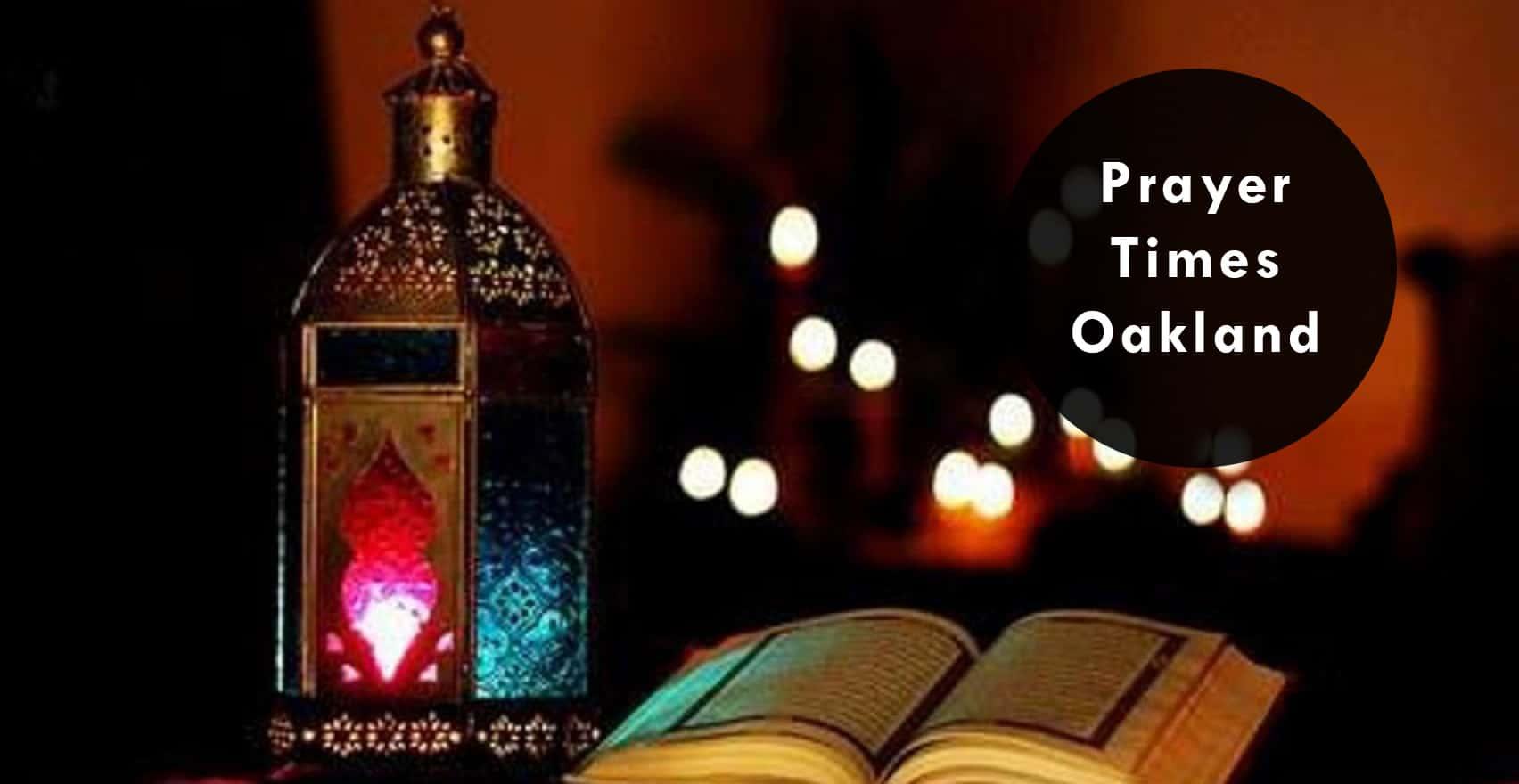 Muslim Prayer Times Oakland (Ca), Usa inside Isha Calendar Usa