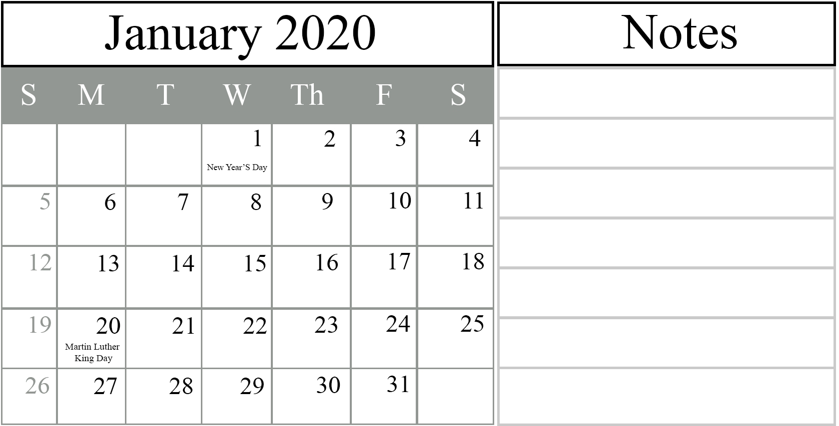 Nanakshahi Calendar 2020 January | Calendar Template Printable inside Khalsa Heera Jantri 2020 January