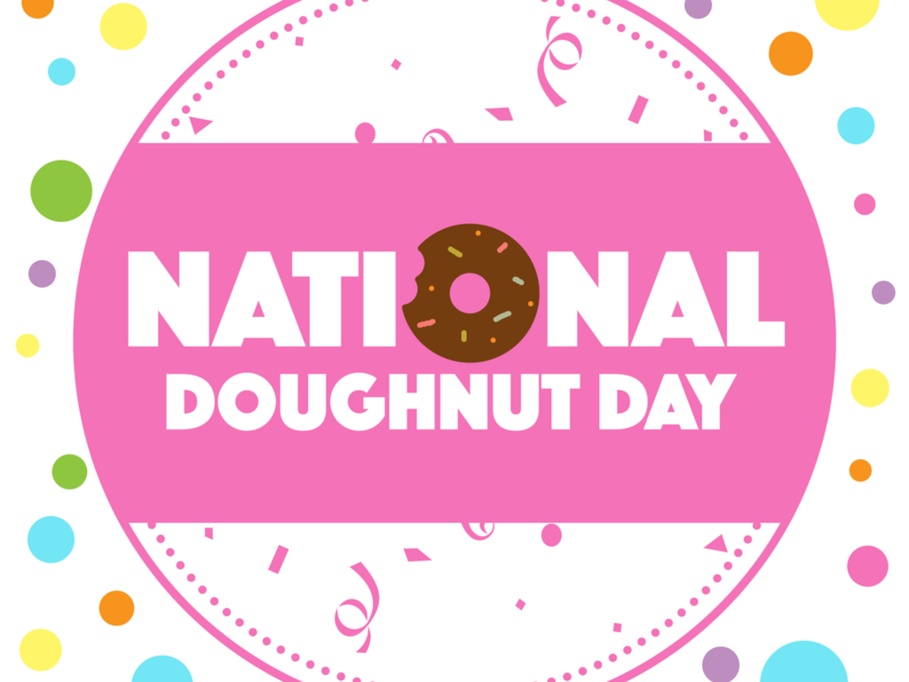 National Donut Day In 20202021  When, Where, Why, How Is regarding National Days June 2020