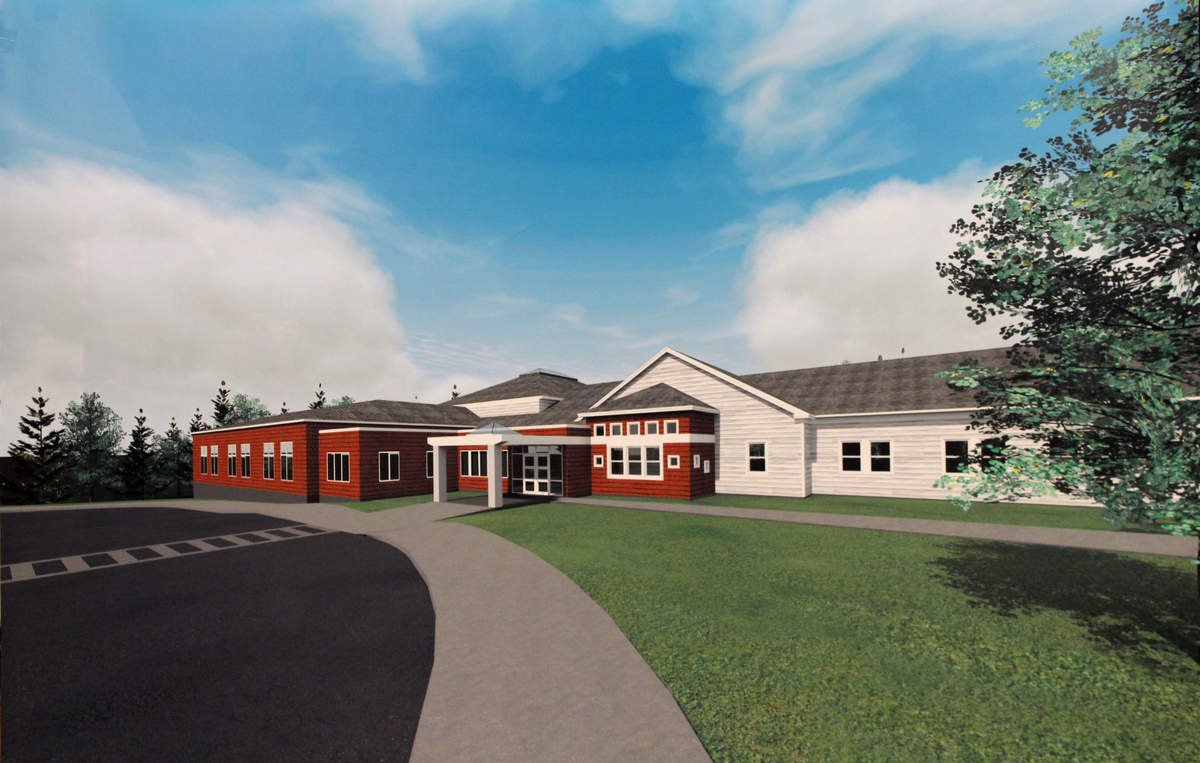 Northport To Vote On School Construction Project  By Ben within Edna Drinkwater School