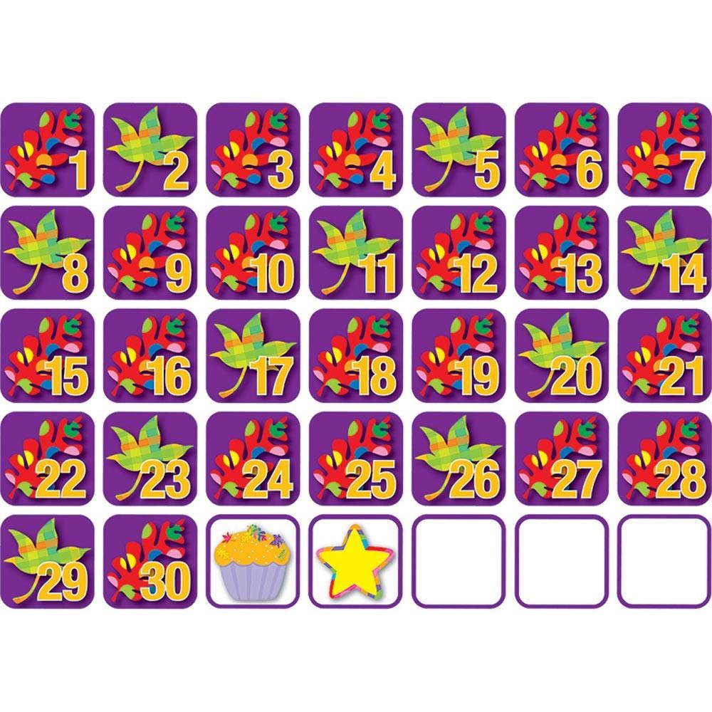 November Poppin' Patterns Seasonal Calendar Days intended for November Decorated Calendar