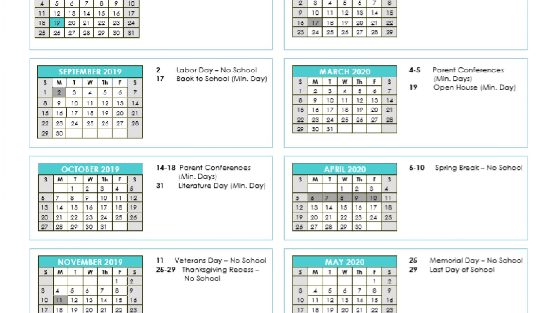 Oceanside  Scholarship Schools pertaining to Uti School Calendar