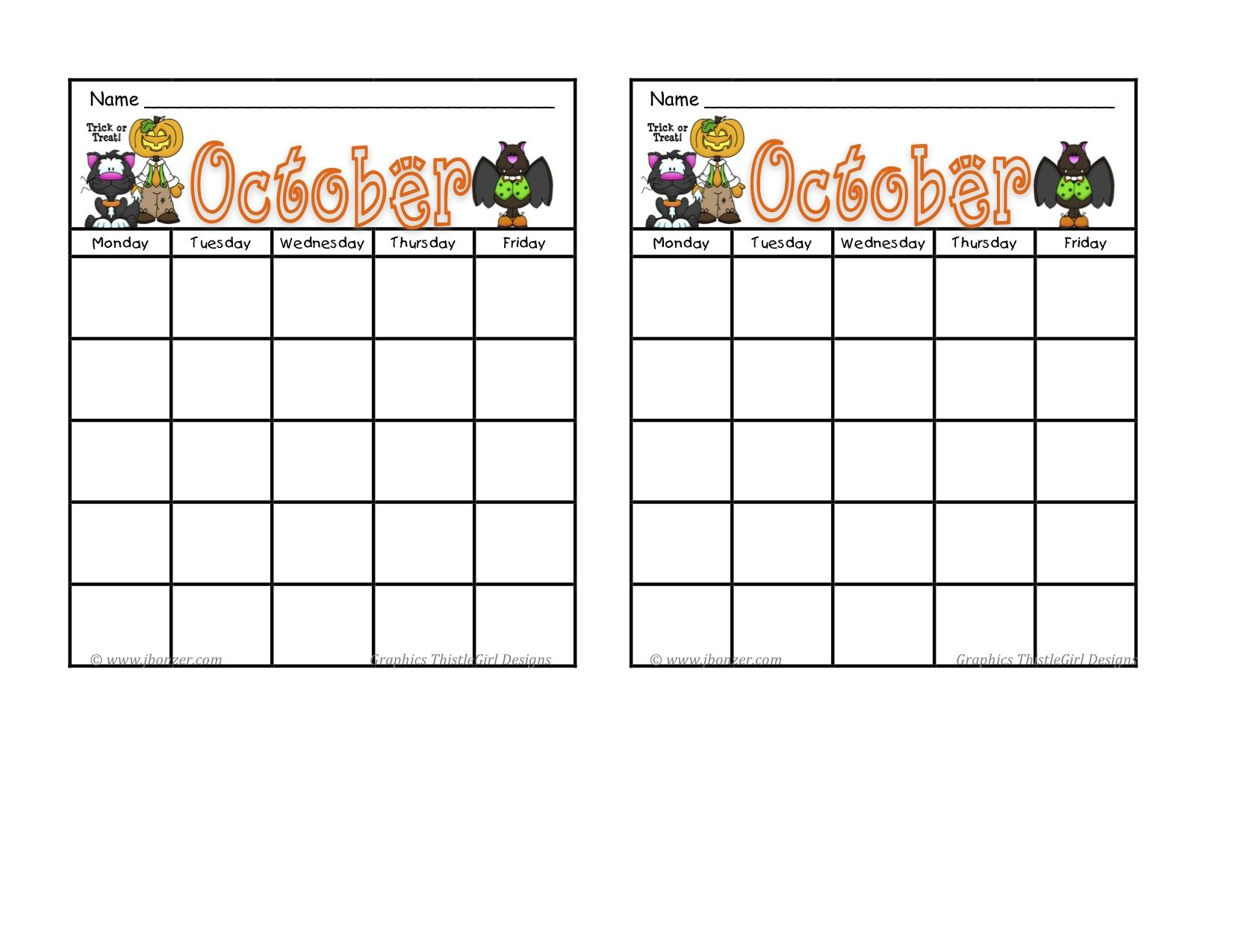 October Chart | Sticker Chart, Behaviour Chart, Classroom Tools for Monthly Sticker Chart