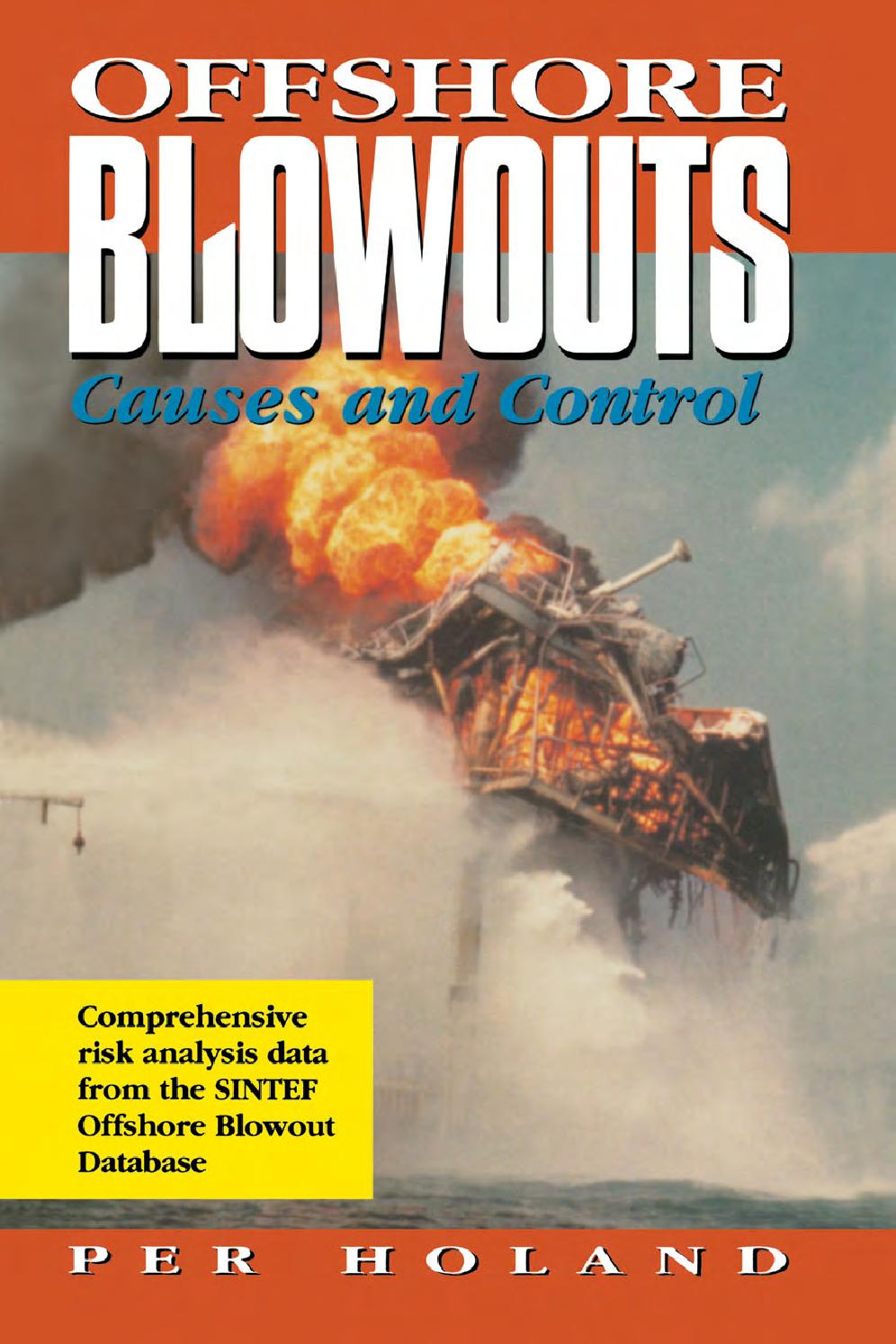 Offshore Blowouts Causes And Control (1997) By Juan Carlos with Offshore Rotation Calendar