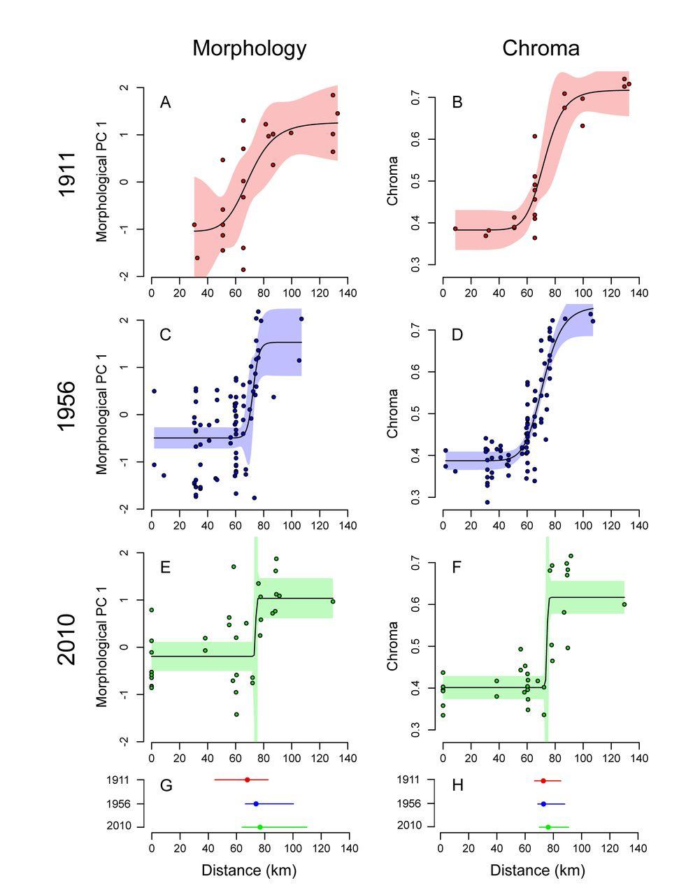 Origin And Crosscentury Dynamics Of An Avian Hybrid Zone inside Body Beast Max 30 Hybrid
