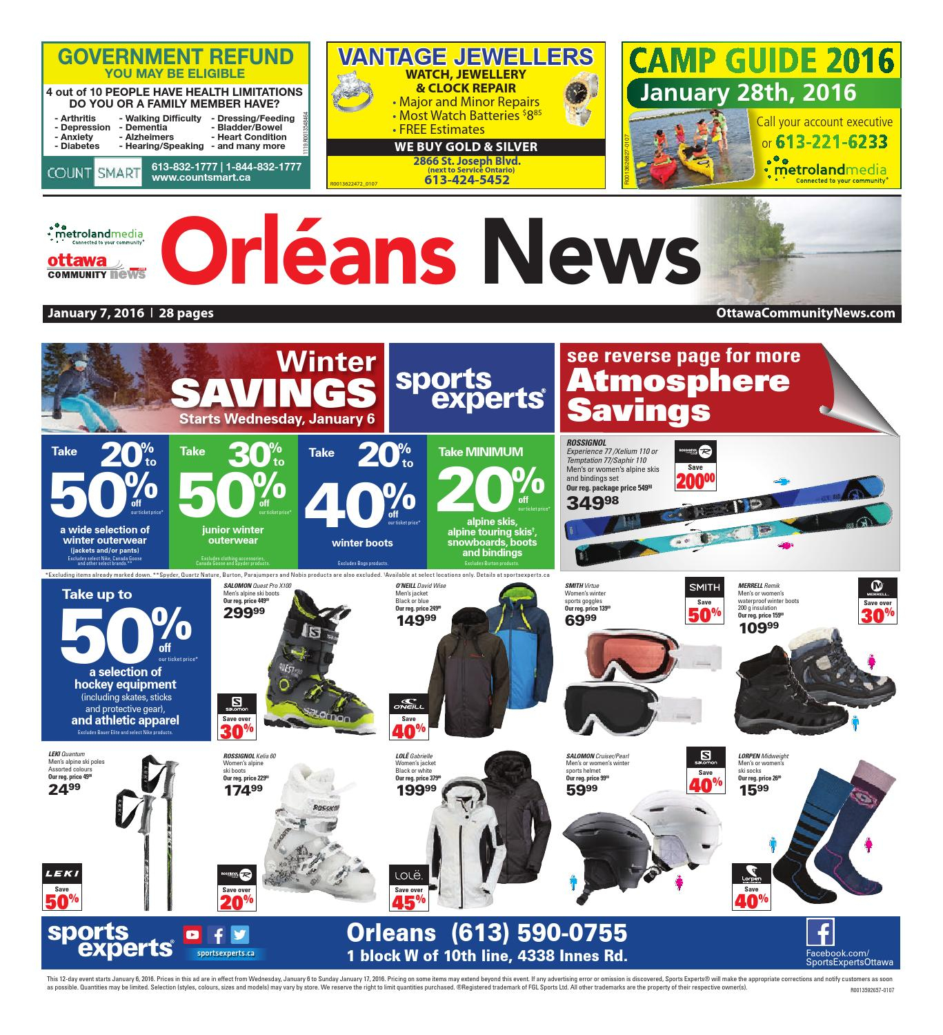 Orleans010716 By Metroland East  Orleans News  Issuu within Ocsb 2020-20 Calendar