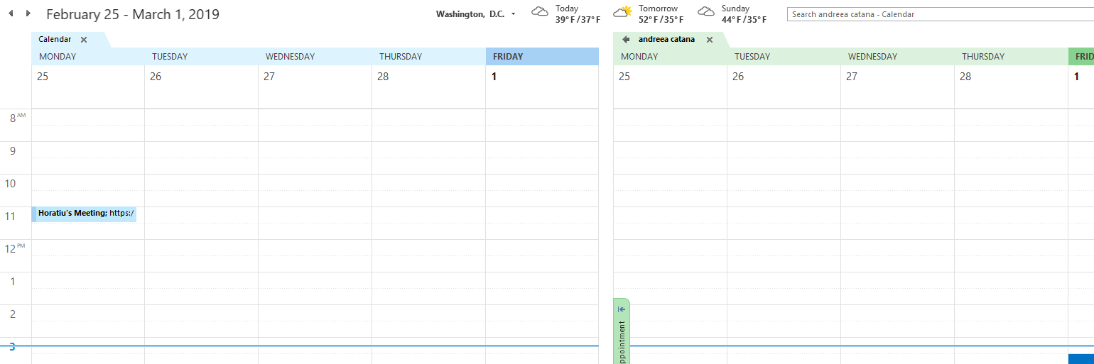 Outlook Web Addins Grayed Out In Delegate Calendar In inside Calendar Permissions Greyed Out