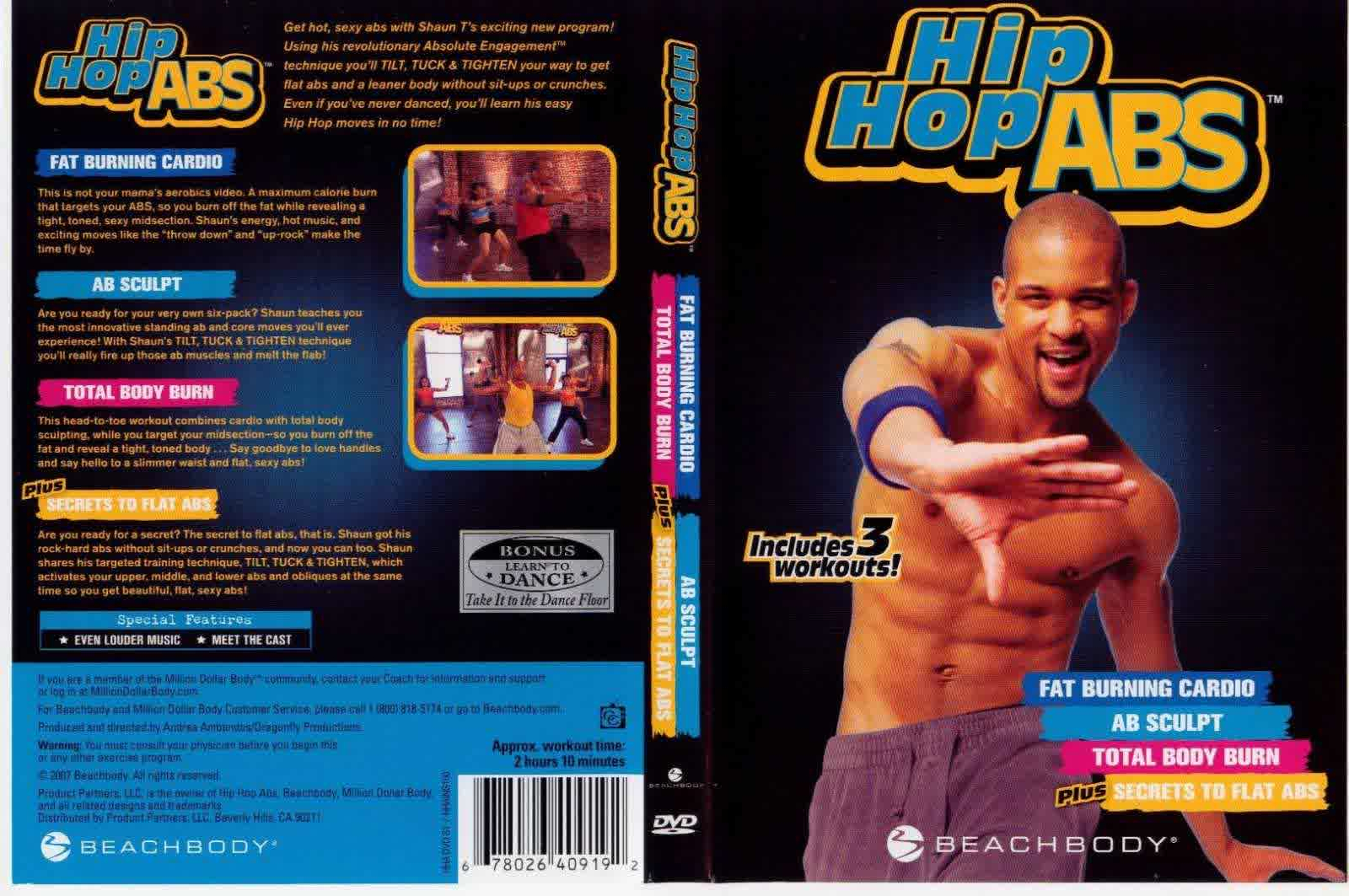 Paket Dvd Murah Senam Hip Hop Abs Level 2 By Shaun T | Dvd with regard to Hip Hop Abs Month 2