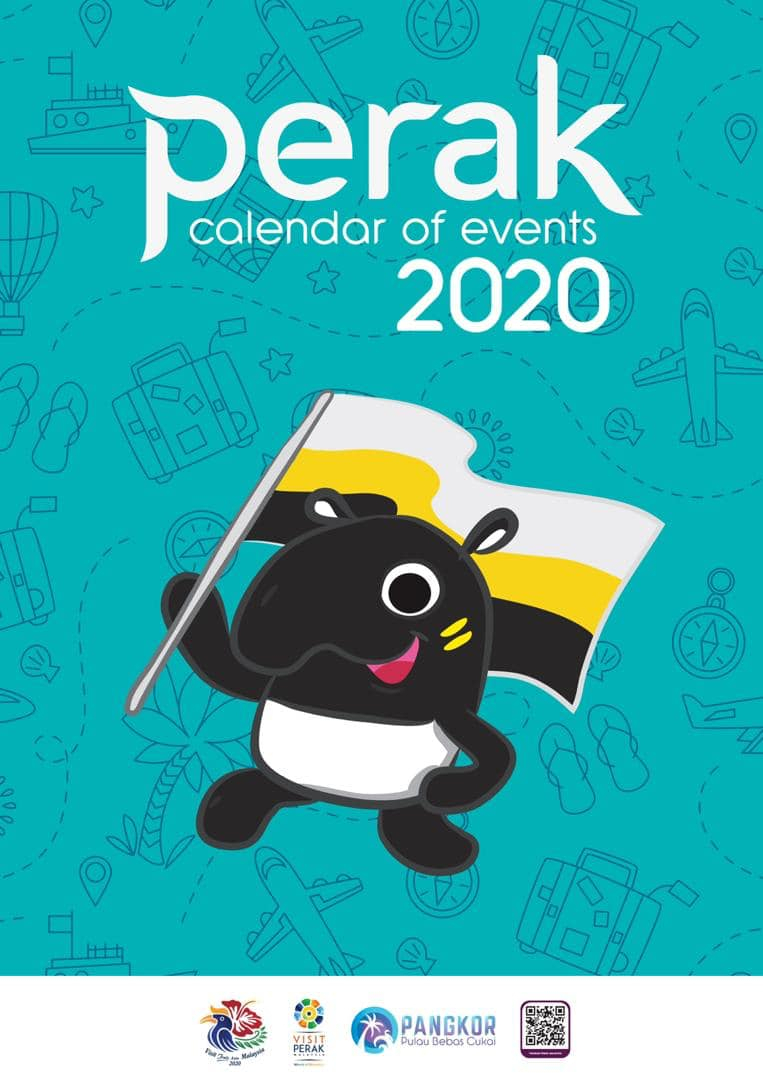 Perak Calendar Of Events 2020 | From Emily To You regarding Emoji Blitz Calendar 2020