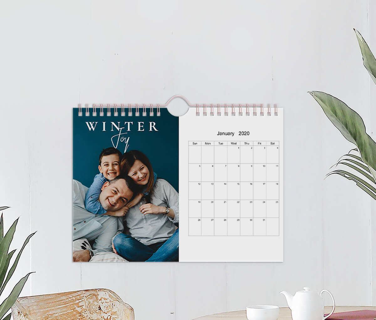 Personalised 2020 Desk & Wall Photo Calendars Philippines throughout Personalized Calendar Maker Philippines