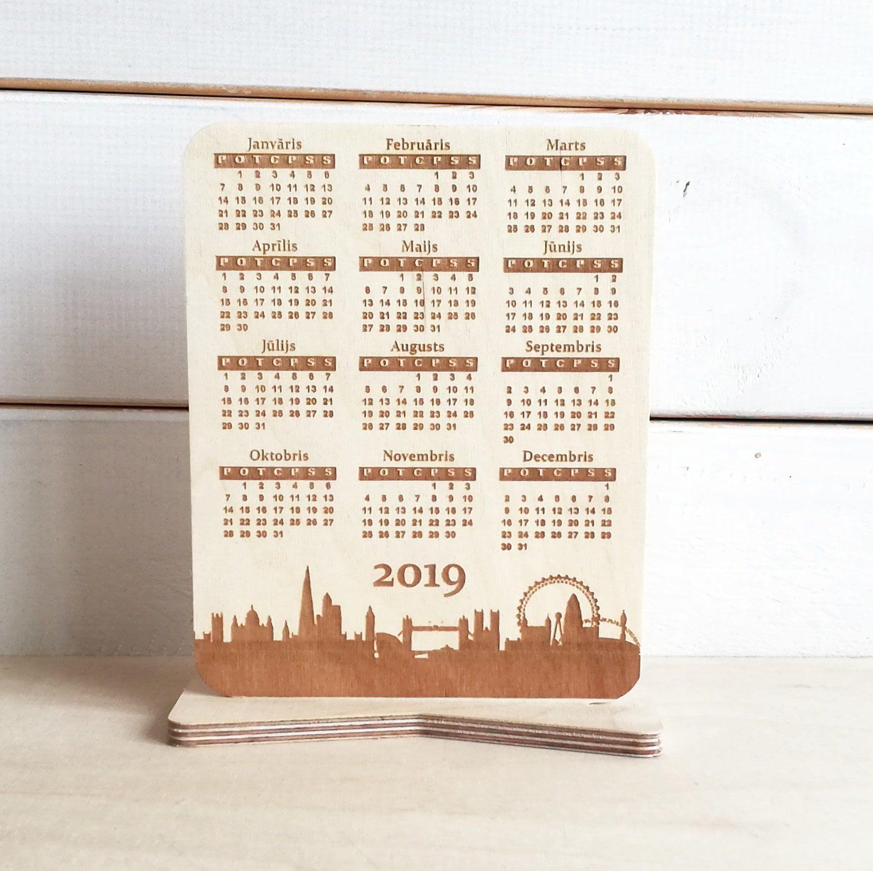 Personalized Calenda, 2019 Calendar, Blank Calendar regarding Blank Calendar Svg