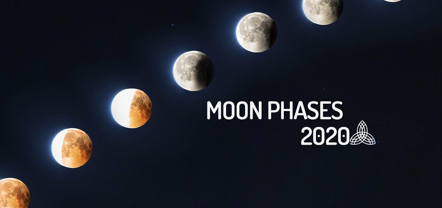 Phases Of The Moon In 2020: Cycles And Nature  Wemystic in Lunar Haircut Calendar 2020