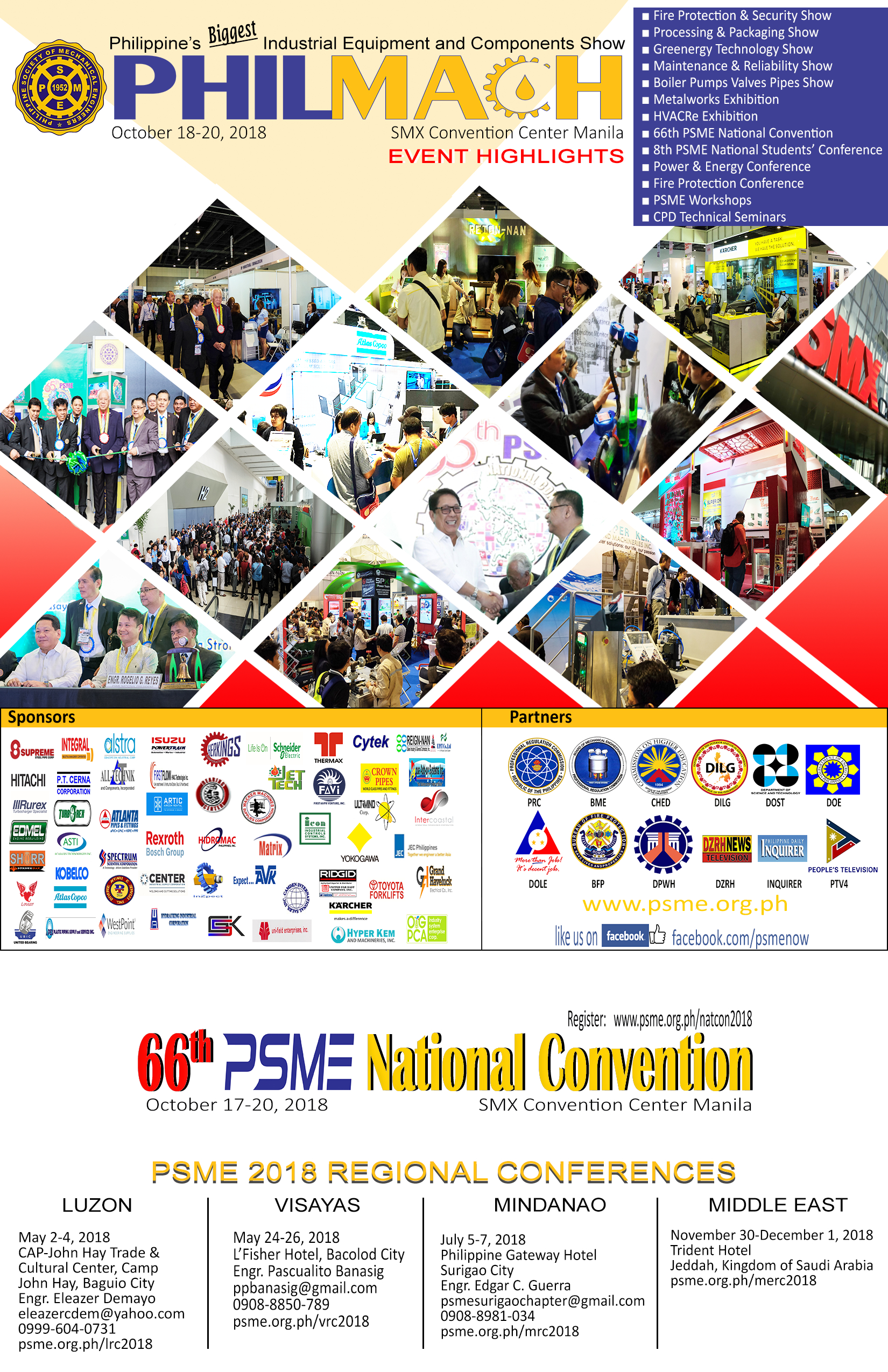 Philippine Machinery Exhibition (Philmach)  Philippine pertaining to Calendar Printing Services Philippines