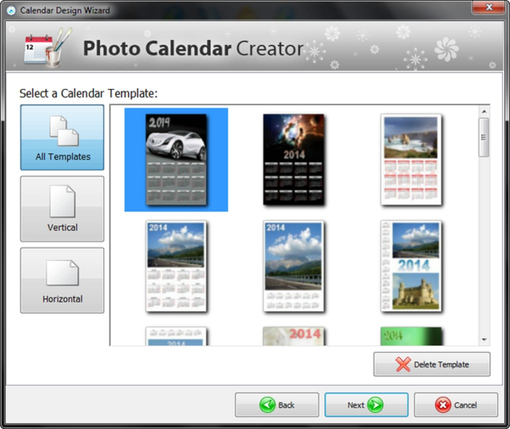 Photo Calendar Creator  Download regarding Calendar Creator For Windows 10