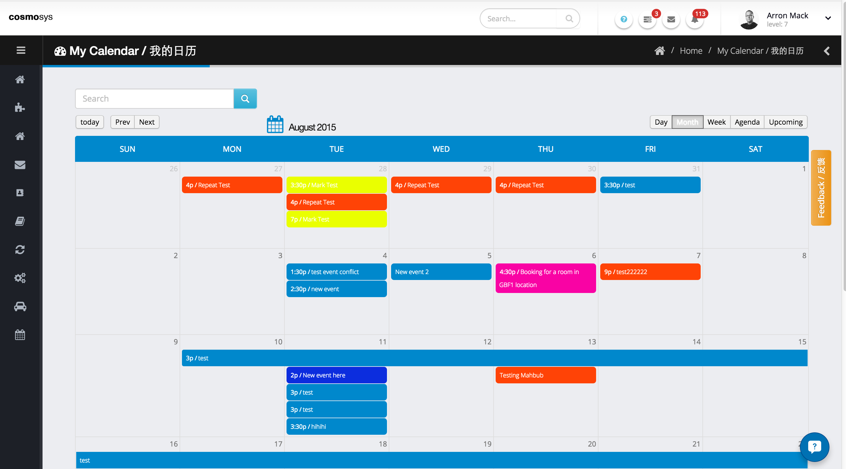 Php Event Calendar  Host Your Own Event Calendar In Minutes. pertaining to Php Calendar Event Scheduler Code
