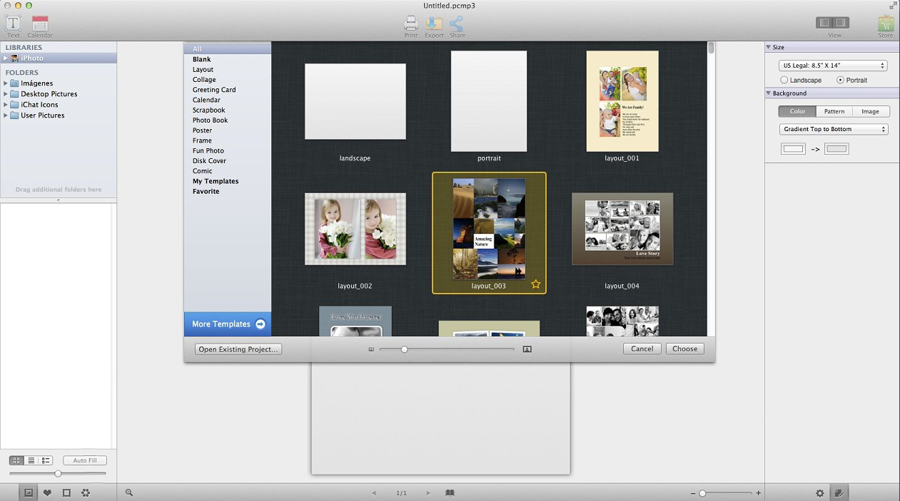 Picture Collage Maker 3.7.3  Скачать Для Mac Бесплатно regarding Collage Calendar Maker