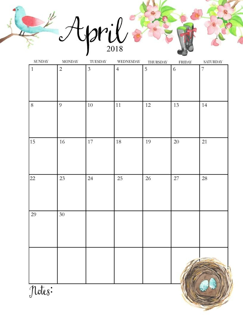 Pin By Agata Catania On 2018 | Calendar 2019 Printable with Preschool Monthly Calendar Template