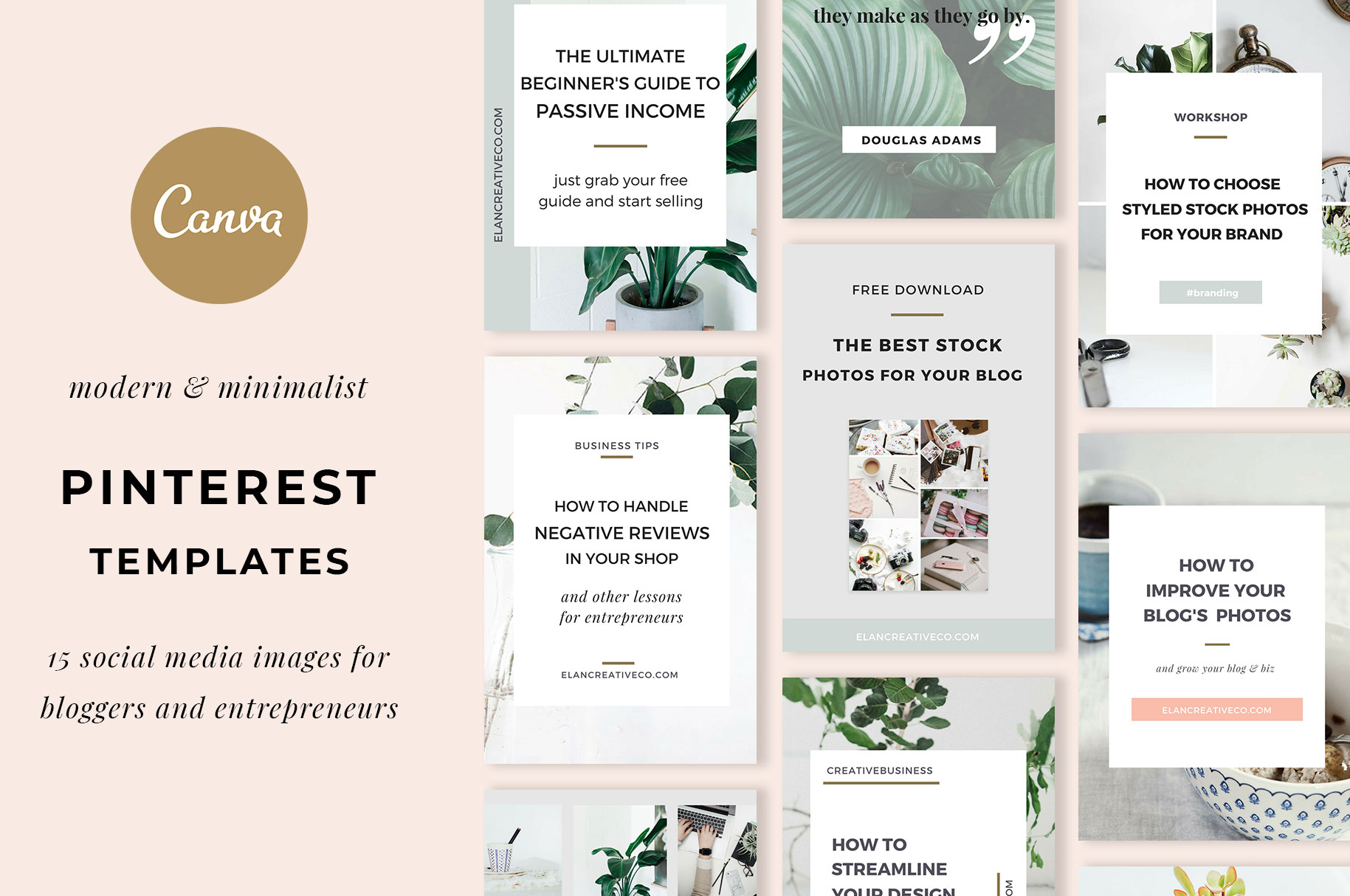 Pinterest Templates For Canva inside Canva Ticket Template