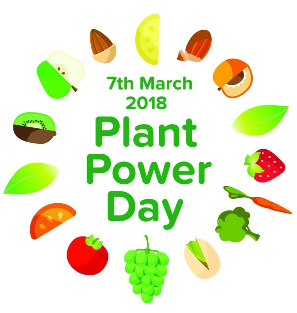Plant Power Day 2019  National Awareness Days Events in National Food Days 2020