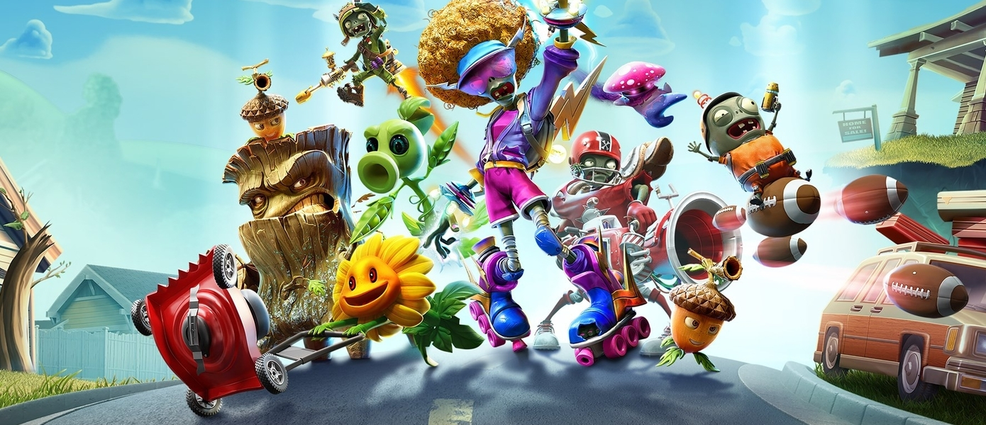 Plants Vs. Zombies: Battle For Neighborville  Официальный in Plants Vs Zombies Garden Warfare 2 Calendar