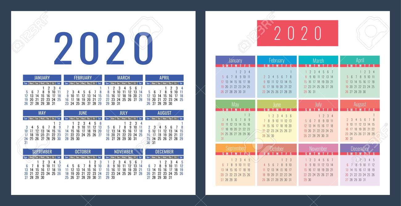 Pocket Calendar 2020  Yatay.horizonconsulting.co regarding Pocket Size Calendar Printable