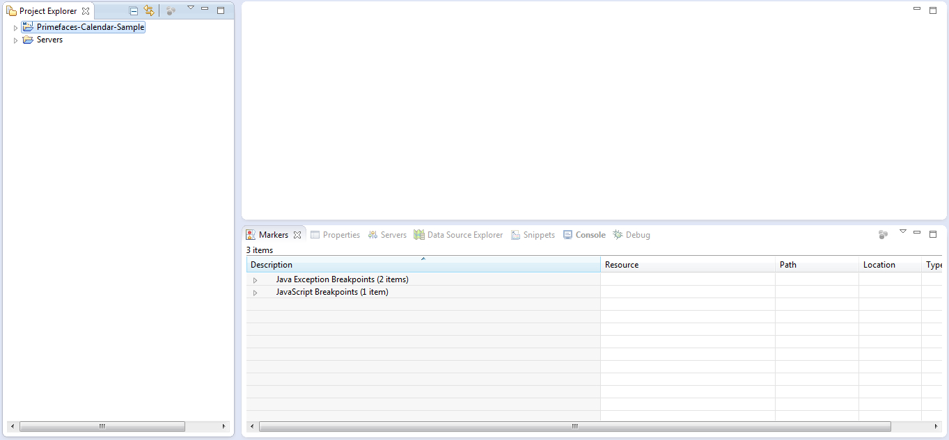 Primefaces Calendar Component Example Tutorial  Journaldev for Primefaces Calendar Example