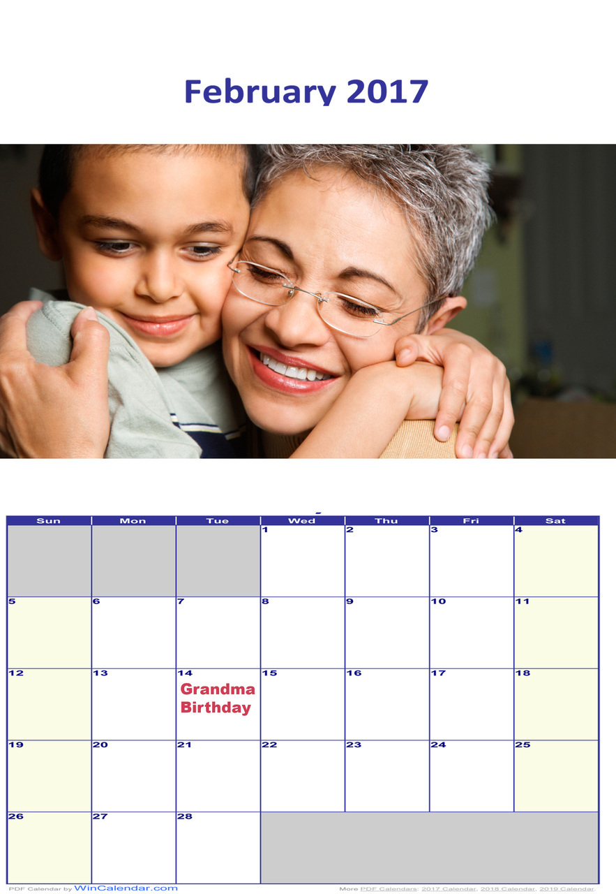 Print Your Own Calendar Using Double Sided Photo Paper in Kodak Calendar Maker