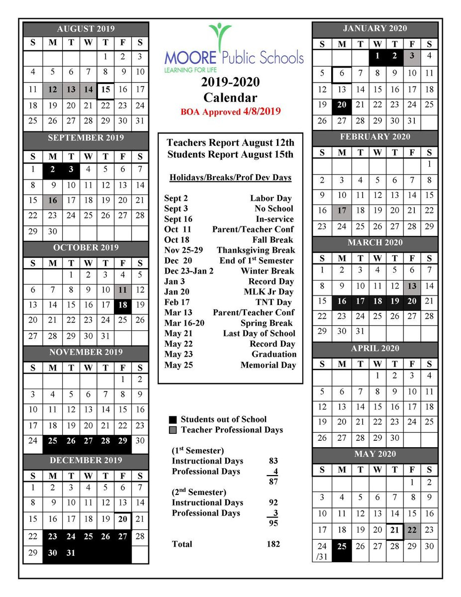 Printable 2019 Monthly School Calendar regarding School Calendar 2020 Mauritius