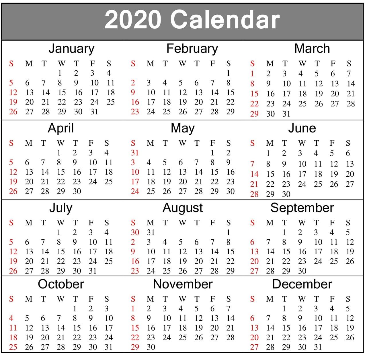Printable 2020 Julian Calendar  Yatay.horizonconsulting.co in Quadax Julian Calendar 2020