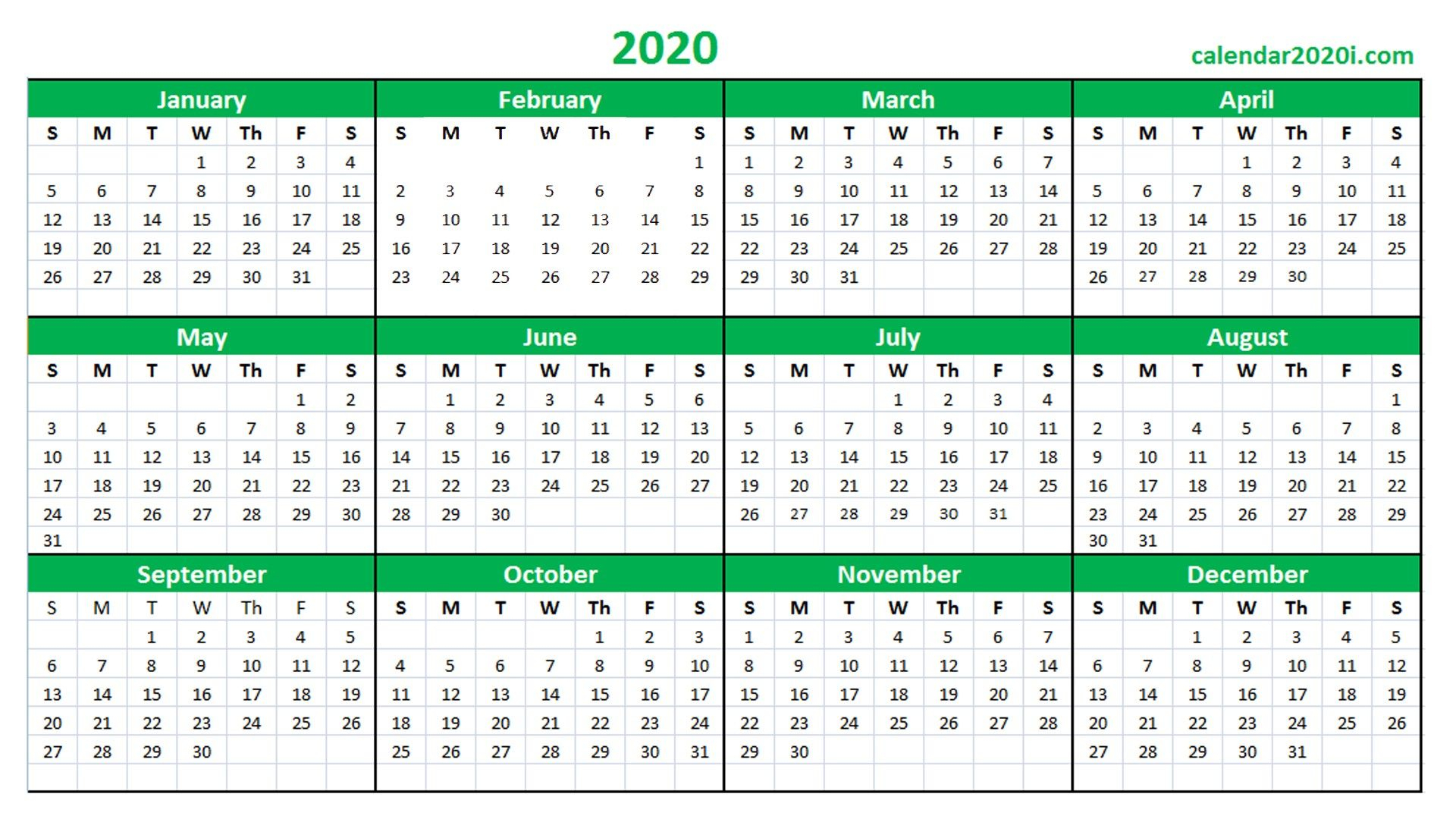 Printable Academic Calendar 2020 16  Bolan.horizonconsulting.co intended for Uc Berkeley Calendar 2020-2020