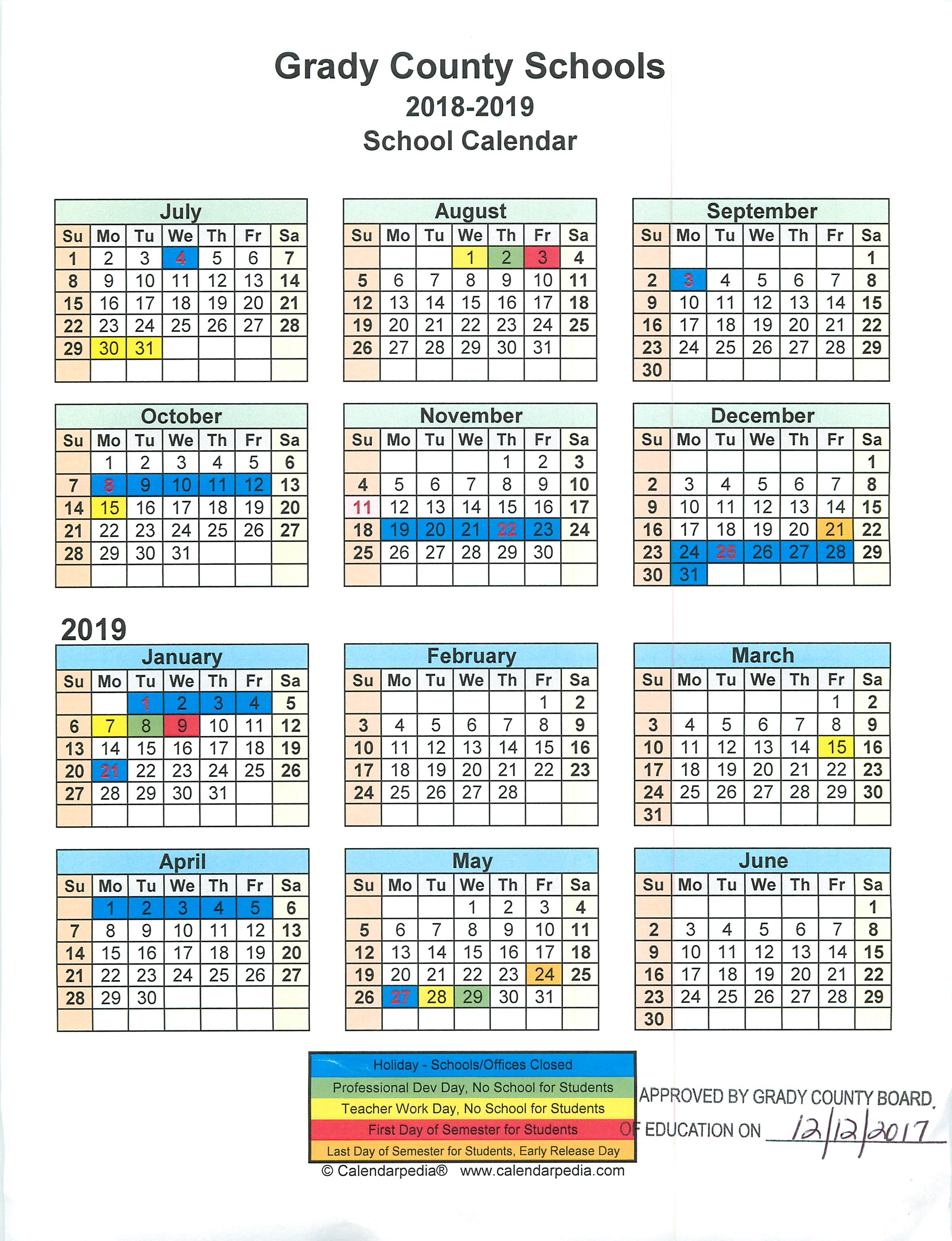 Printable Academic Calendar 2020 16  Bolan.horizonconsulting.co pertaining to Uc Berkeley Academic Calendar 2020-2020